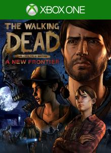 The Walking Dead: A New Frontier - The Complete Season (Episodes 1-5)