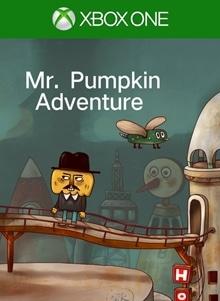 Mr. Pumpkin Adventure