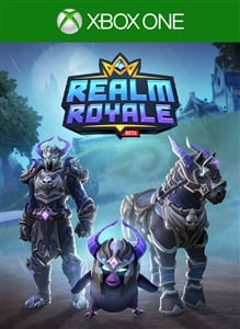 Realm Royale Shadowfall Bundle