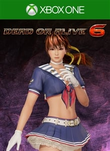 DEAD OR ALIVE 6 Early Purchase Bonus Costume - Kasumi