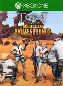 TERA: PUBG Combat Casual Pack