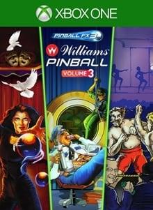 Pinball FX3 - Williams Pinball: Volume 3