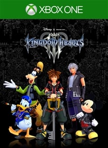 KINGDOM HEARTS III (Asia)