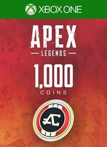 Apex Legends – 1,000 Apex Coins