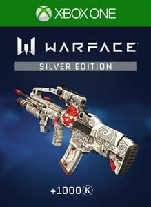 Warface - Silver Edition