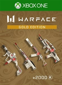 Warface - Gold Edition
