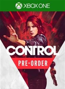 Control Pre-Order Edition