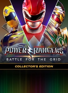 Power Rangers: Battle for the Grid - Digital Collector's Edition