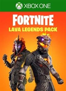 Fortnite - Lava Legends Pack