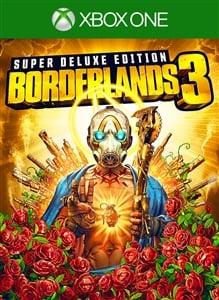 Borderlands 3 Super Deluxe Edition Pre-Order