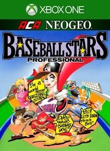 ACA NEOGEO BASEBALL STARS PROFESSIONAL