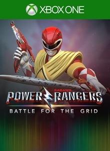 Power Rangers: Battle for the Grid - Jason Lee Scott with Dragon Shield skin for Jason Lee Scott