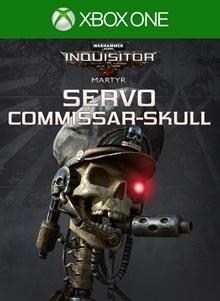 Warhammer 40,000: Inquisitor - Martyr   Servo Comissar-skull