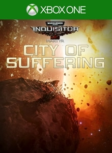 Warhammer 40,000: Inquisitor - Martyr | City of Suffering