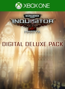 Warhammer 40,000: Inquisitor - Martyr | Digital Deluxe pack