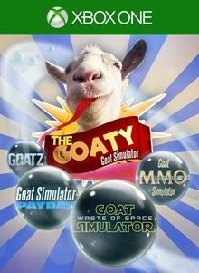Goat Simulator: The GOATY