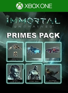 Immortal: Unchained PRIMES PACK