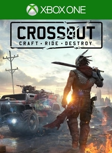 "Crossout - ""Tramp"" Pack"