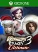 WARRIORS OROCHI 3 Ultimate CHRISTMAS COSTUME
