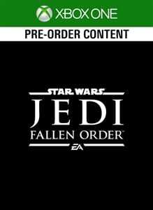 STAR WARS Jedi: Fallen Order Pre-Order Bonus