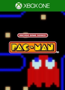ARCADE GAME SERIES: PAC-MAN