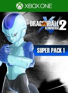 DRAGON BALL XENOVERSE 2 - Super Pack 1