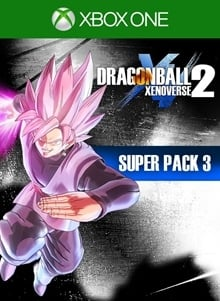 DRAGON BALL XENOVERSE 2 - Super Pack 3