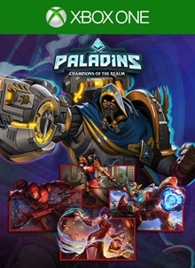 Paladins Future's End Pack