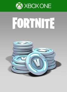 Fortnite 2500 300 Bonus V Bucks On Xbox One