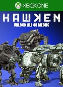 HAWKEN - Unlock All The Mechs Bundle