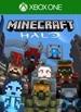 Minecraft Halo Mash-up