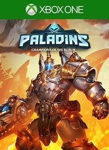 Paladins Legionnaire Pack