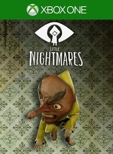 Little Nightmares - Tengu Mask