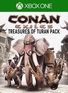 Treasures of Turan Pack