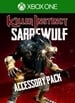 Sabrewulf Steampunk Set