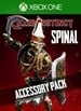 Spinal Egyptian Set