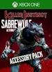 Retro Sabrewulf Zombie Set