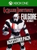 Retro Fulgore Toy Set