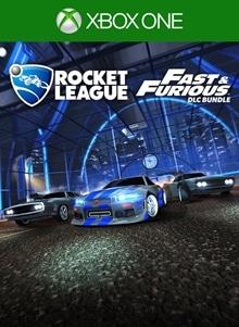 Rocket League® – Fast & Furious™ DLC Bundle