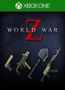 World War Z - Lobo Weapon Pack
