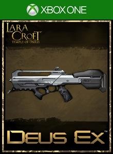 Lara Croft and the Temple of Osiris: Deus Ex Pack