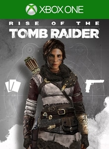 Rise of the Tomb Raider Deluxe Edition
