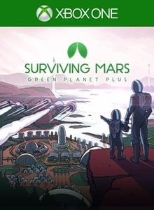 Surviving Mars: Green Planet Plus