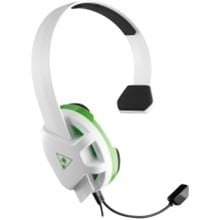 Turtle Beach Recon Chat White Headset for Xbox One and Xbox Series X|S - Turtle Beach Recon Chat White Gaming Headset for Xbox One