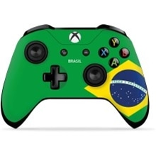 Controller Gear World's Game Controller Skins (Brazil) - Brazil