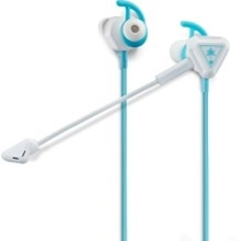 Turtle Beach Battle Buds In-Ear Gaming Headset for Xbox One, Xbox Series X|S  - White/Teal