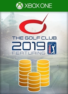 The Golf Club™ 2019 feat. PGA TOUR® – 14,300 Currency