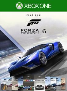 Forza Motorsport 6 Platinum Edition Bundle