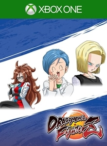 DRAGON BALL FIGHTERZ - Stamps: Girls Pack