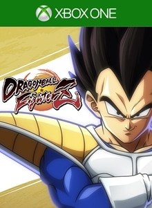 DRAGON BALL FIGHTERZ - Vegeta